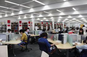 11号館 図書館