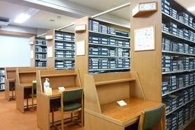 8号館 古書資料館